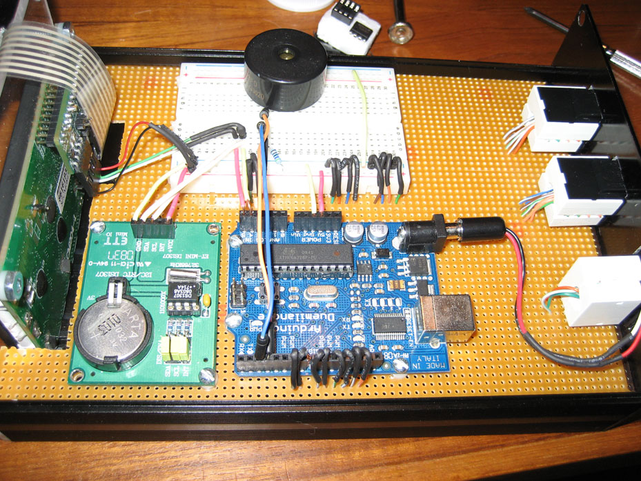 Power supply unit for arduino mega 2560 r3